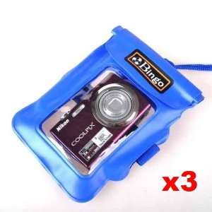 Underwater Camera Waterproof Dry bag Case Jacket Diving WP03 Camera