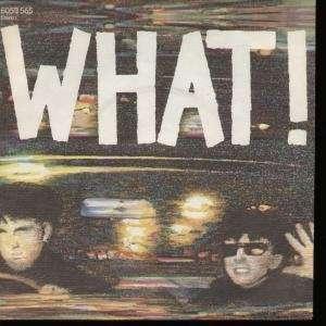 WHAT 7 INCH (7 VINYL 45) GERMAN VERTIGO 1982 SOFT CELL Music
