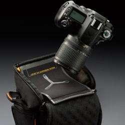 Case Logic SLRC 201 SLR Zoom Holster (Black)