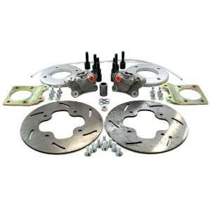 HLHONDB 1 Front Disc Brake Conversion Kit for Honda Automotive