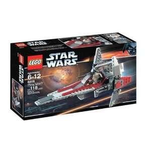 LEGO Star Wars V Wing Fighter Toys & Games