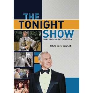 The Tonight Show starring Johnny Carson   Show Date 02/21