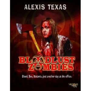 Bloodlust Zombies Alexis Texas, Janice Marie, Adam Danoff