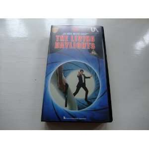 The Living Daylights [VHS]: Timothy Dalton, Maryam dAbo
