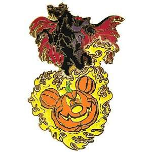 Disney Halloween Headless Horseman Mickey Mouse Pin