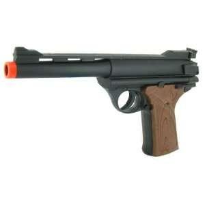 Hawk German Luger Replica Spring Pistol FPS 200 Airsoft Gun Sports