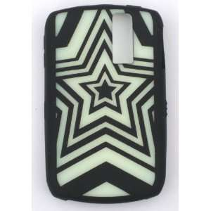 GLOW IN THE DARK STARS Silicone faceplate case cover for