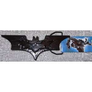 DC Comics BATMAN The Dark Knight Rises Movie Logo BELT