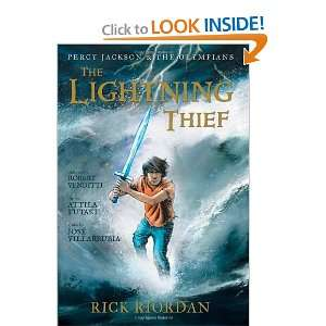 The Percy Jackson and the Olympians: Lightning Thief: The