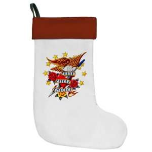 Christmas Stocking Bald Eagle Death Before Dishonor: Everything Else