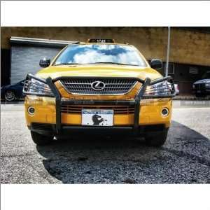Black Horse Black Grill Guard 04 06 Lexus RX330