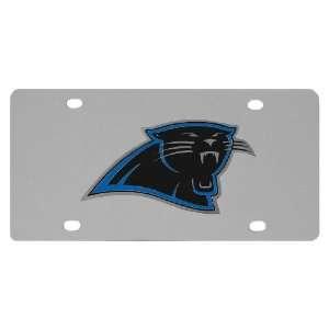 Carolina Panthers NFL License/NFL License/Logo Plate