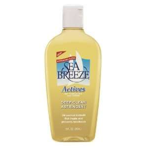 Sea Breeze Actives Deep Clean Astringent    10 fl oz