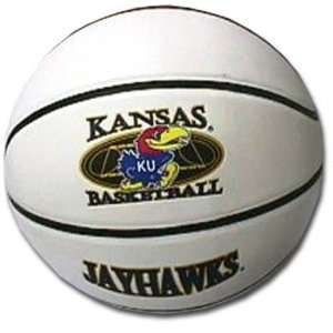 Kansas Jayhawks Full Size Commemorative Foto Basketball: