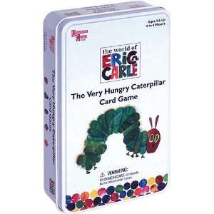 Eric Carle Very Hungry Caterpilar Card Game Toys & Games