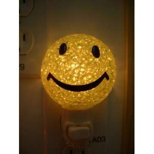 Kids Happy Face Night Light