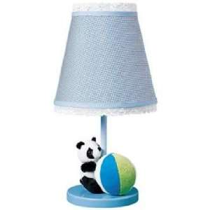 Plush Panda Bear Table Lamp