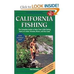 Foghorn Outdoors California Fishing (9781573540520) Tom