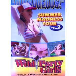 Wild Party Girls Summer Madness Tour Volume 2 Movies