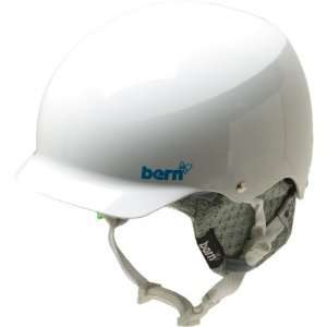 Bern Muse Hard Hat Helmet   Womens Sports & Outdoors