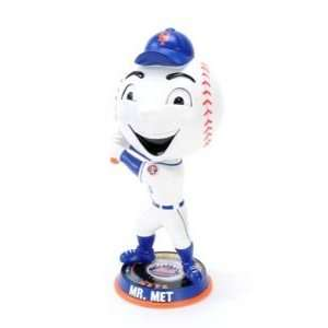 Mr. Met New York Mets Mascot MLB Big Head Bobble (Quantity of 2