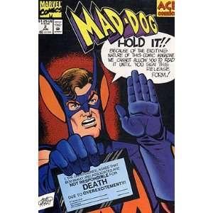 Mad Dog, Edition# 2 Marvel Books