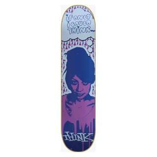 THINK JAILBAIT NICOLE DECK  7.75 Sports & Outdoors