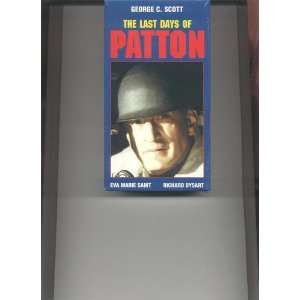 The Last Days of Patton [VHS]: George C. Scott, Richard