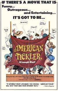 American Tickler Movie Posters From Movie Poster Shop