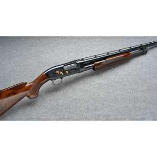 Browning Model 12 Grade 5 28 Ga., Springfield Gun Library, Gun Library