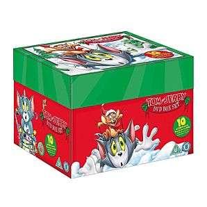 Tom and Jerry DVD box set  Childrens   Comedy  ASDA direct
