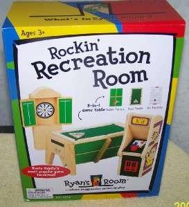Ryans Room *Rockin Recreation Room* New
