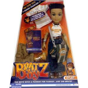 Bratz Boyz Funk Out Dylan Doll .co.uk Toys & Games
