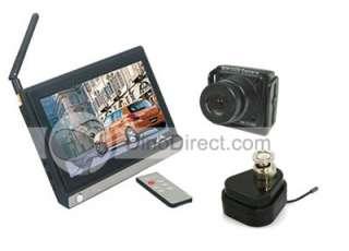 Camera & Wireless Converter & Wireless Monitor CM 3120B+KT 401+WRC840