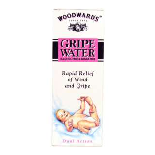 Woodwards Gripe Water Bottle