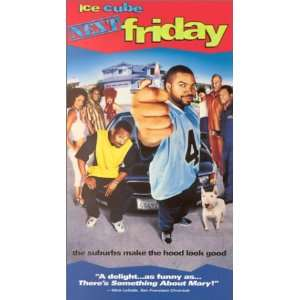 Friday [VHS] Ice Cube, Mike Epps, Justin Pierce, John Witherspoon