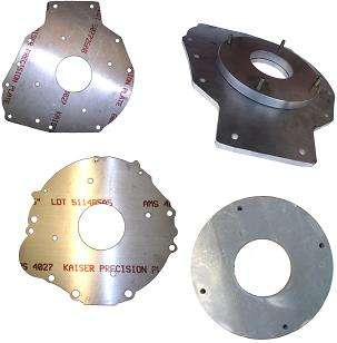 EV Transmission Adapter Plates for Volkswagen, Ford, Toyota and Many