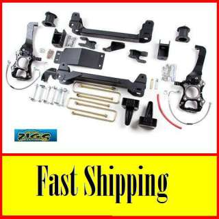 Zone 4 Lift kit Knuckle 2 Rear Block System for 2004 2008 Ford F 150