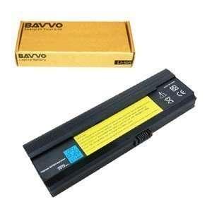 Bavvo Laptop Battery 9 cell for Acer Extensa 3100 4220 4420 4620 4620