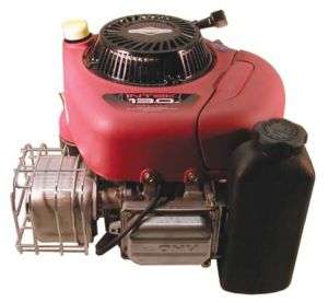 BRIGGS AND STRATTON 12.5HP VERTICAL SHAFT ENGINE W/TANK