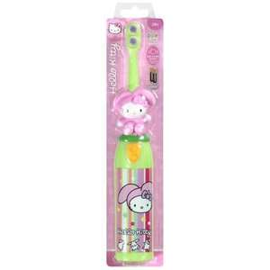 Zooth Hello Kitty Battery Operated Kids Toothbrush
