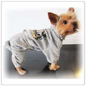 Pet Dog Clothing and Apparel Jumpsuit/ Pajamas   X LARGE