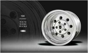 WELD STYLE) 15X10 CHEVY CHEVELLE BUICK OLDS PONTIAC WHEELS 635 RIDLER