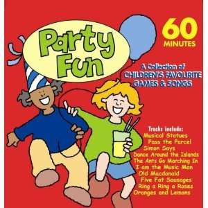 Childrens Party Games & Songs Birthday Christmas Pass The Parcel