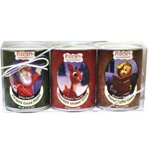 Christmas Rudolph and Friends Hot Chocolate Cocoa Gift Set