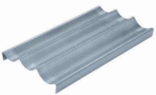 Chicago Metallic Commercial II Non Stick Perforated Baguette Pan