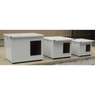 Options Plus Insulated Dog House with Aluminum Lining: Dogs