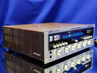 RESTORED Beautiful Sansui 9090DB Stereo Receiver