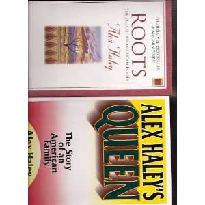 Roots / Queen: Alex Haley: Books