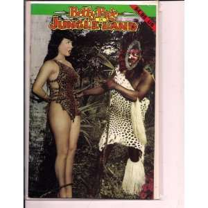 Betty ( Bettie ) Page in Jungleland Books
